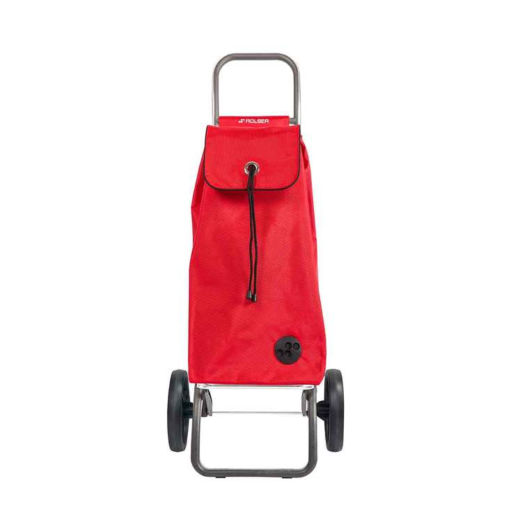 Shoppingvagn Rolser RSG Logic Imax MF röd