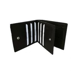 Plånbok dollar skinn svart SAC 6821210