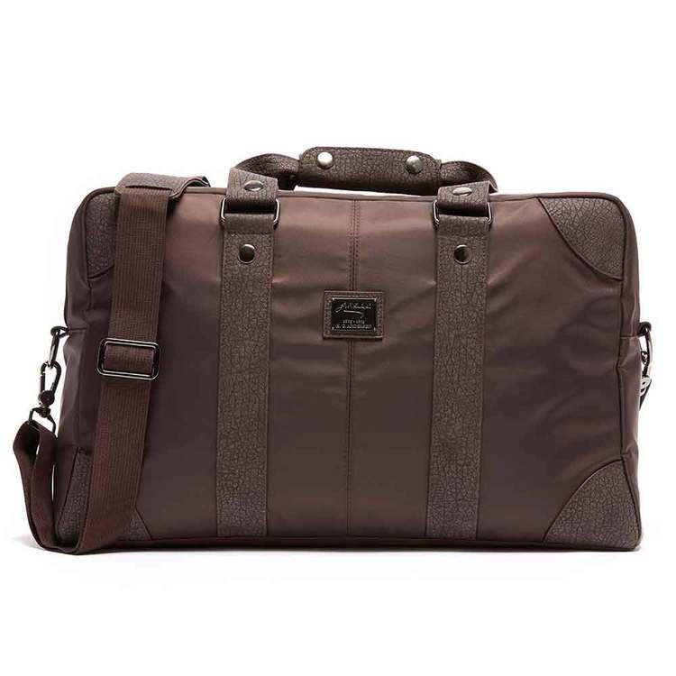 Bag tyg H.C. Andersen brun JJDK