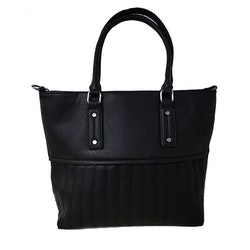 Shoppingväska svart S.A.C 5146600
