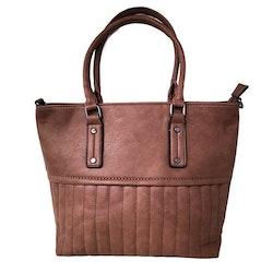 Shoppingväska brun S.A.C 5146600