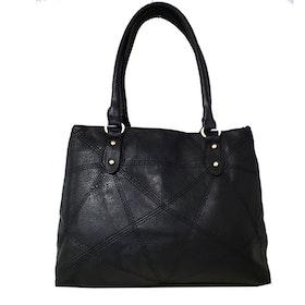 Handväska svart PU SAC 5146300