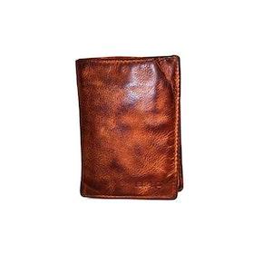 Plånbok herr vintage skinn cognac S.A.C 6700225
