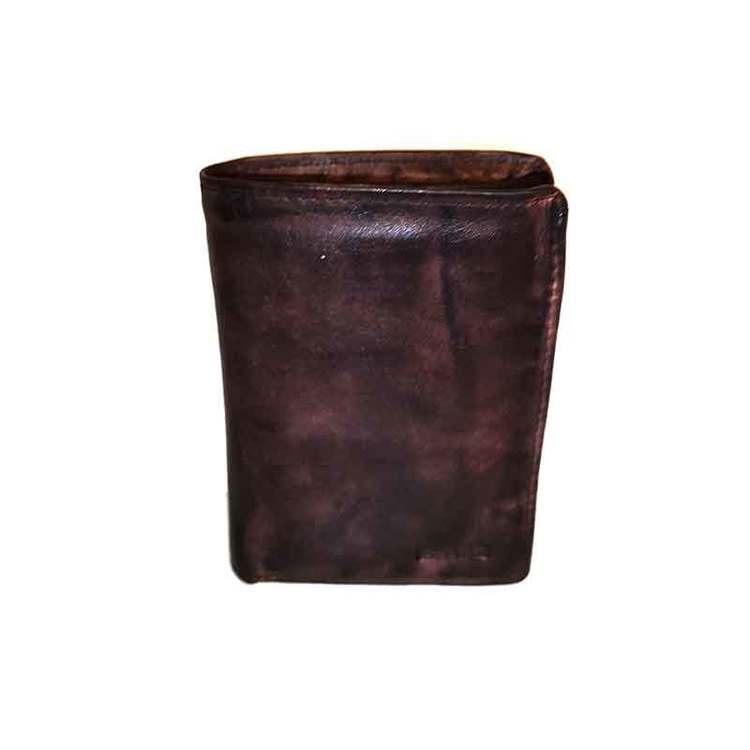 Plånbok herr vintage skinn brun S.A.C 6700320 - Bags4Fun.se c5ac0eb4b948b