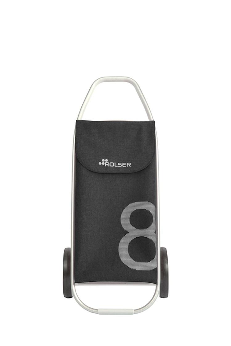 Shoppingvagn Rolser Com 8 Tweed Negro