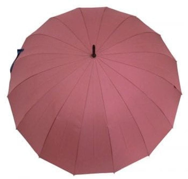 Paraply långt