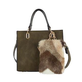Handväska med mobilfodral Ulrika