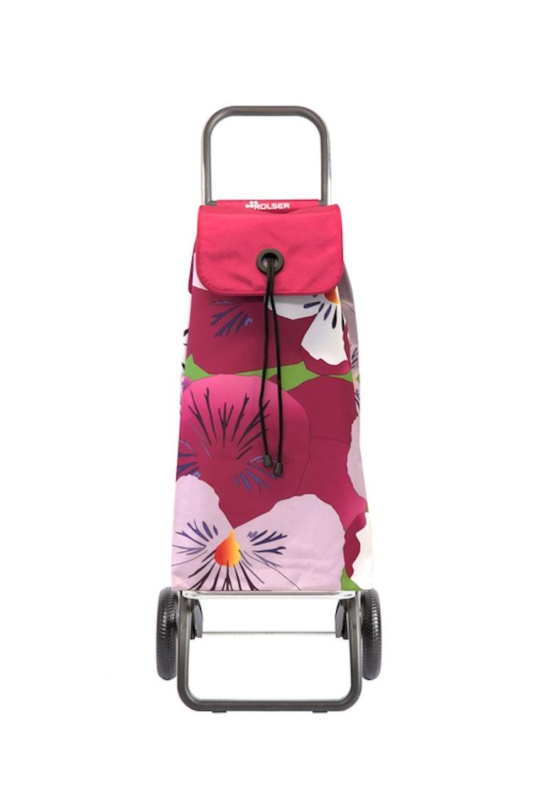 shoppingvagn IMAX TAKU LOGIC RG BASSI blommig
