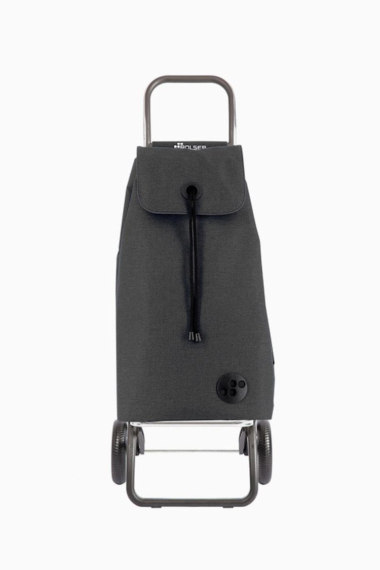 Shoppingvagn hopfällbar nederdel RG Imax väska i Svart