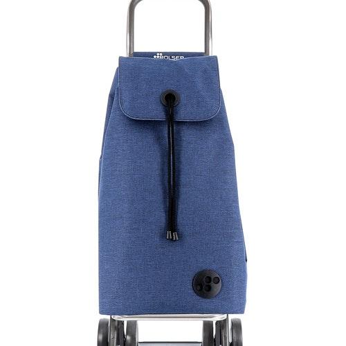 Shoppingvagn Rolser 2+2 Logic Tweed Imax Asul