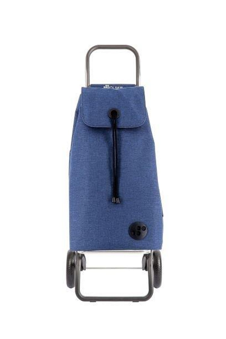 Shoppingvagn Rolser Dramaten Dramatenvagn Rolser RG Imax Tweed Azul