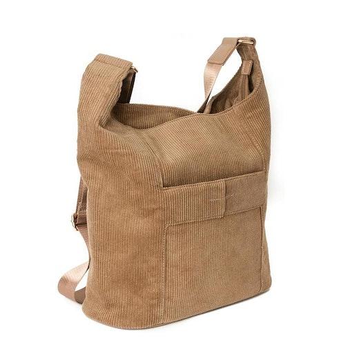 Axelväska Bag manchester brun 640311