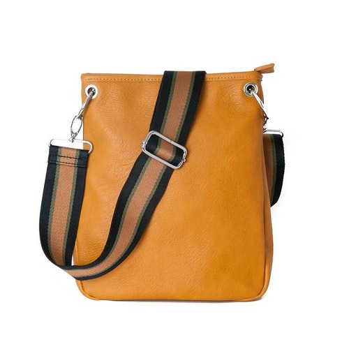 Axelväska Bag small gul 641215