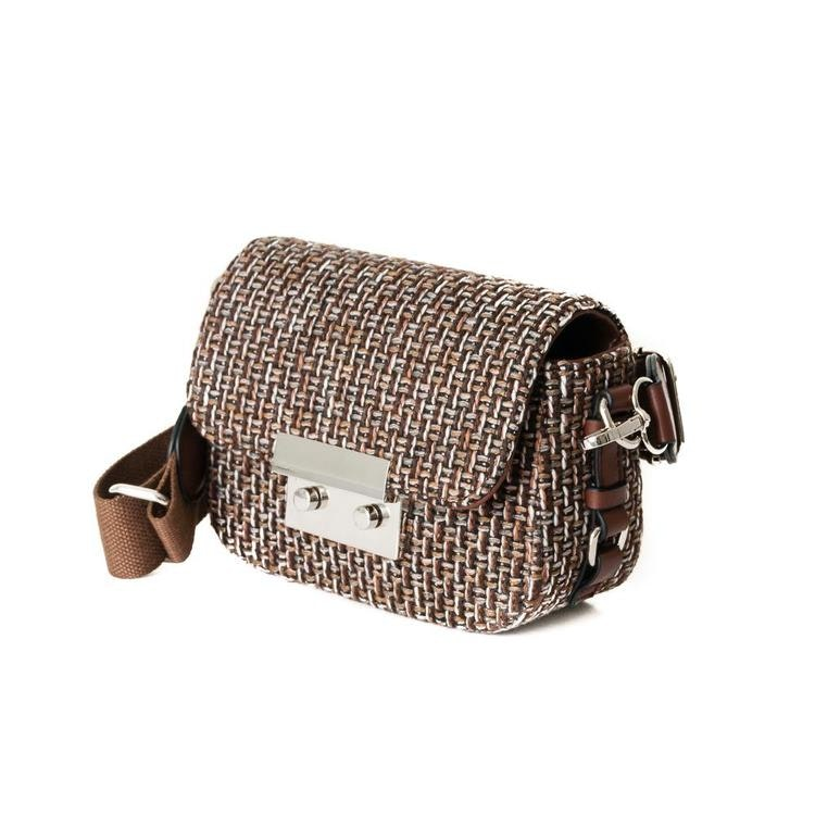 Cross body Tweed väska 627211