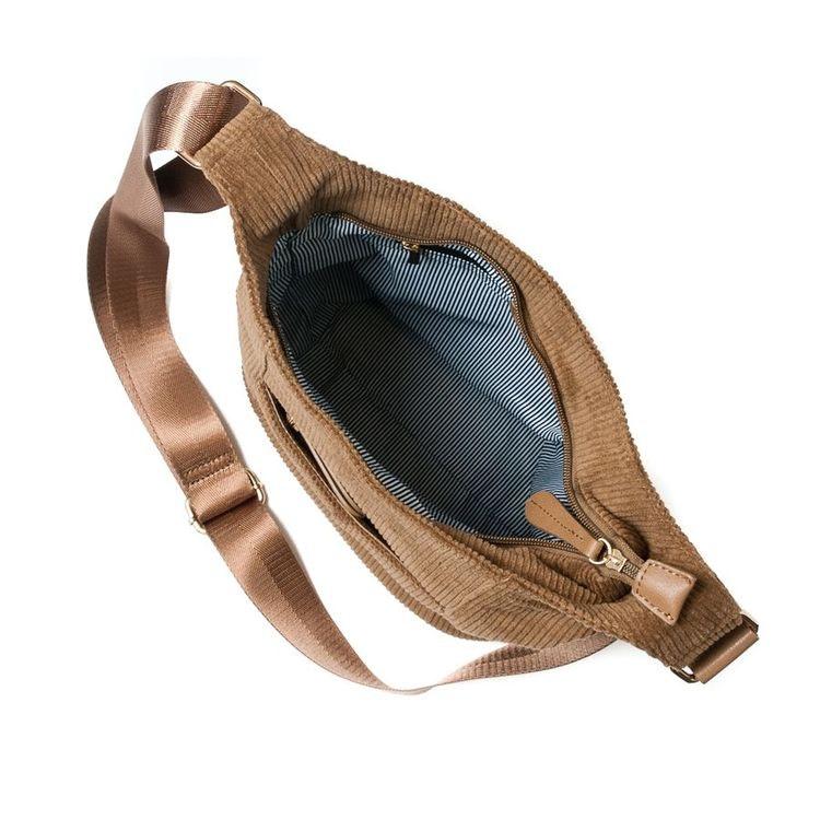 Rosenvinge Väska Axelremsväska brun