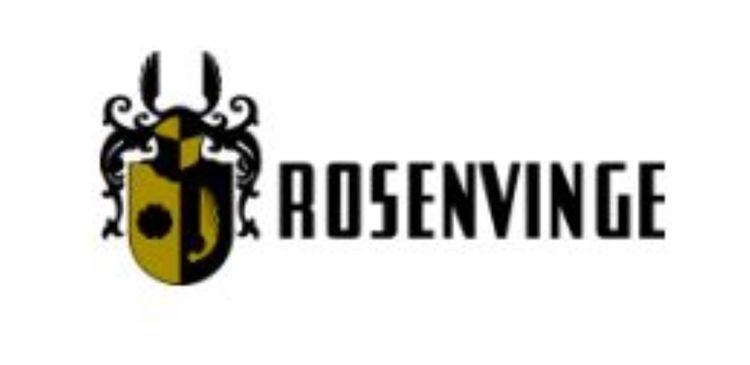 Axelremsväska Rosenvinge SoNize svart
