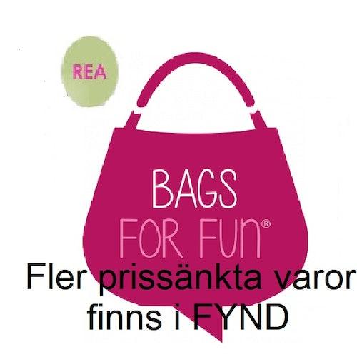 Väskor med sänkta priser hittar du i menyn FYND