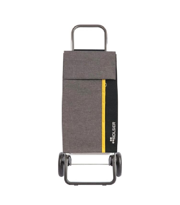 Shoppingvagn Rolser RG Kangaroo Tweed Imax Gris