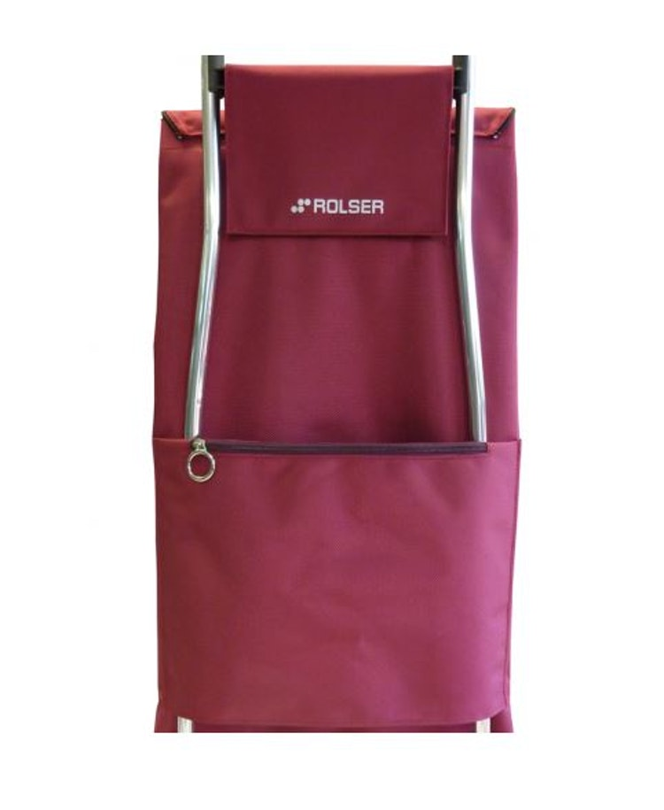 Shoppingvagn Rolser Joy Jet Pep lila