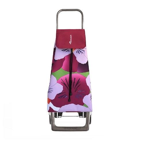 Shoppingvagn Rolser Joy Taku blommig