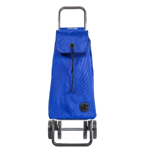 Shoppingvagn Rolser 2+2 MF blå azul