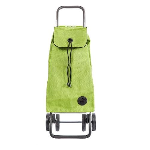 Shoppingvagn Rolser 2+2 MF ljus grön