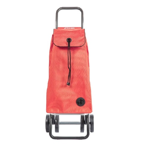 Shoppingvagn Rolser 2+2 MF orange