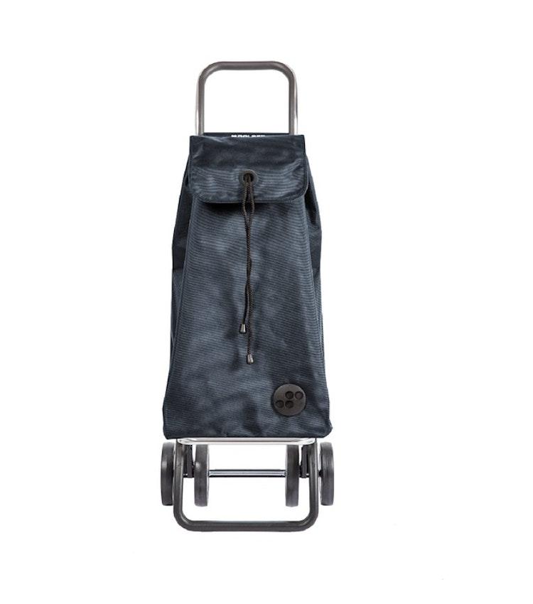 Dramaten väska Rolser 2+2 MF mörk gråblå