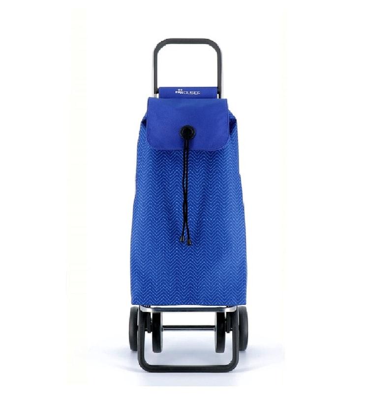 Dramaten väska Rolser 2+2 Logic Blå Ona Azul