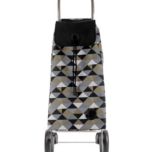 Shoppingvagn Rolser RG Logic Sahara svart