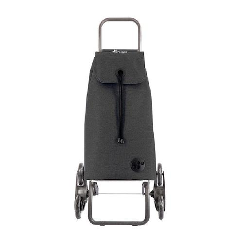 Shoppingvagn Rolser RD6 Logic Tweed svart