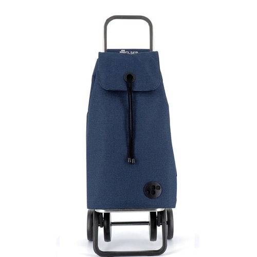 Shoppingvagn Rolser 2+2 Logic Tweed Imax Marino