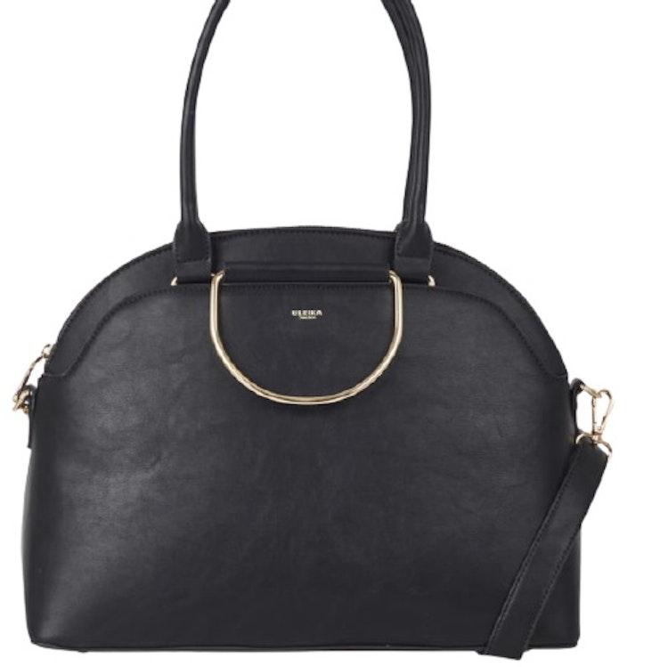 Handväska svart Ulrika Design