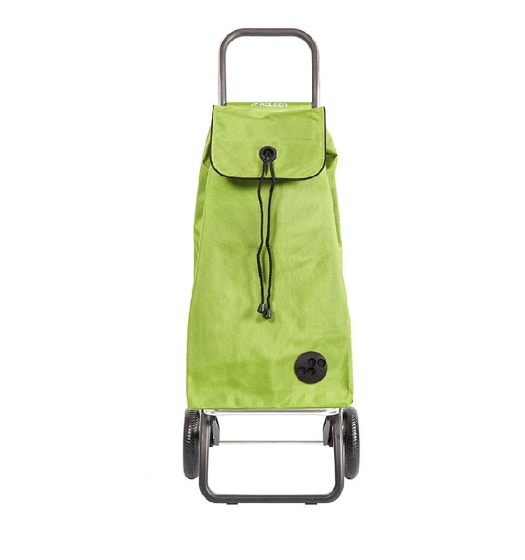 Shoppingvagn Rolser RG Logic Imax MF lime ljusgrön