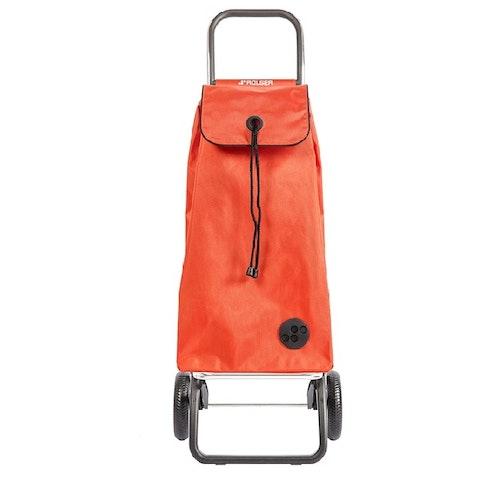 Shoppingvagn Rolser RG Imax MF orange