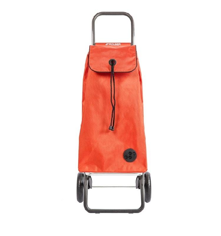 Shoppingvagn Rolser RG Imax MF orange mandarin