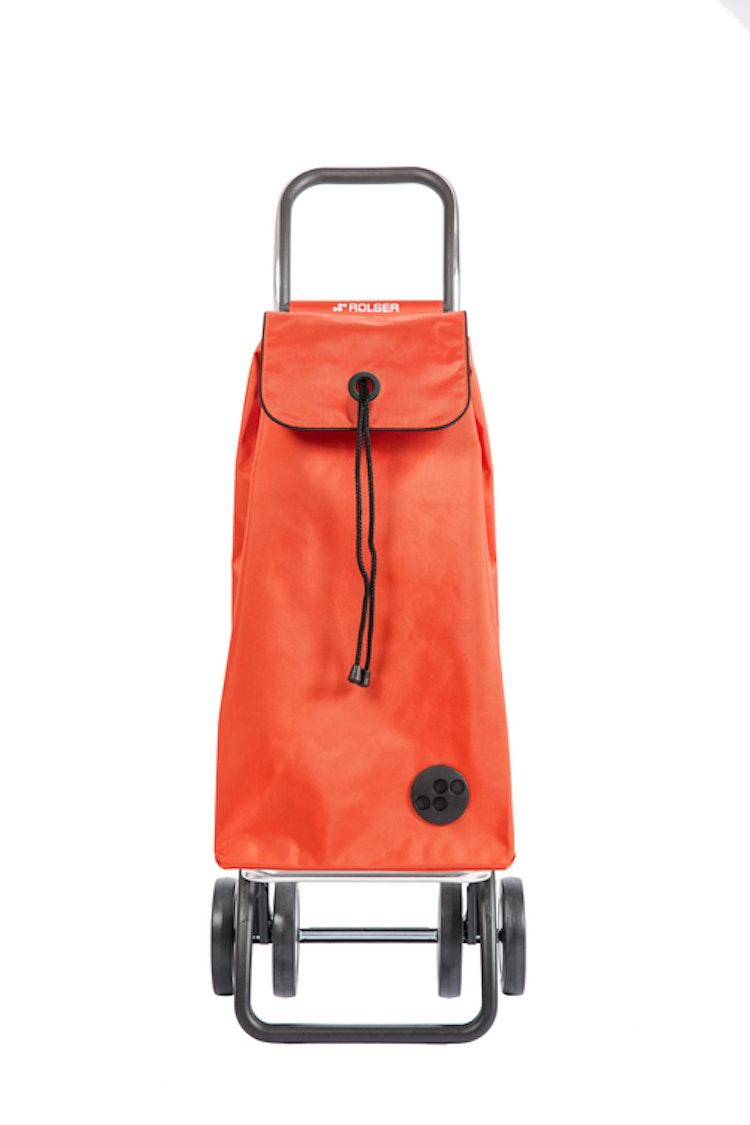 Shoppingvagn Rolser 2+2 Logic Imax MF orange