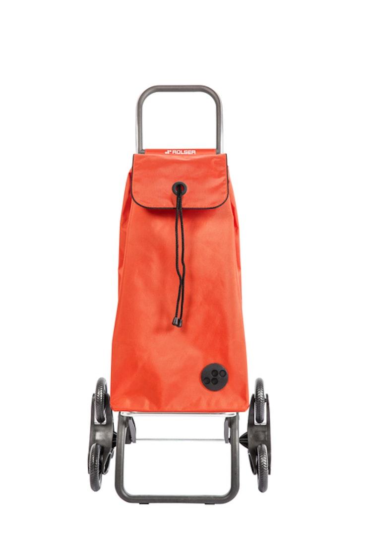 Shoppingvagn Rolser RD6 Logic Imax MF orange