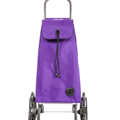 Shoppingvagn Rolser RD6 Logic Trappklättrare MF lila