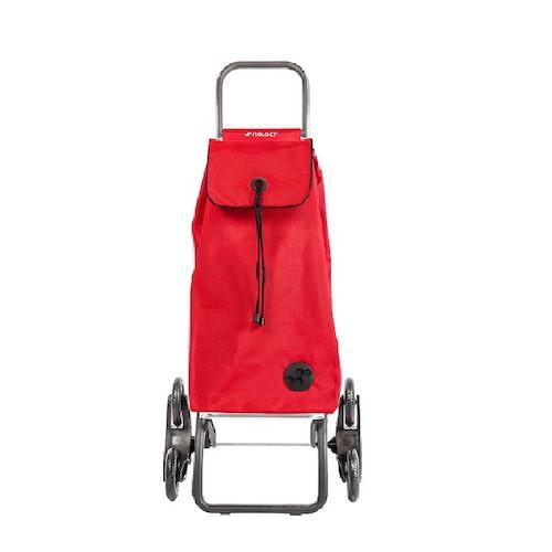 Shoppingvagn Rolser RD6 Logic Imax MF röd
