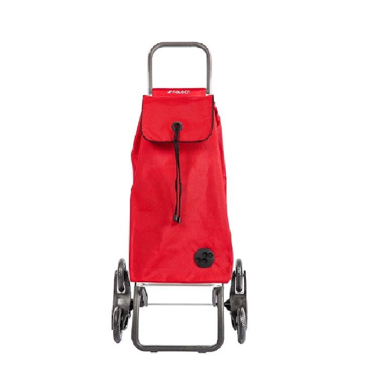 Shoppingvagn Rolser RD6 Logic Imax MF röd rojo