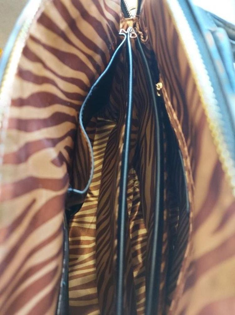 ulrika väskor svart handväska