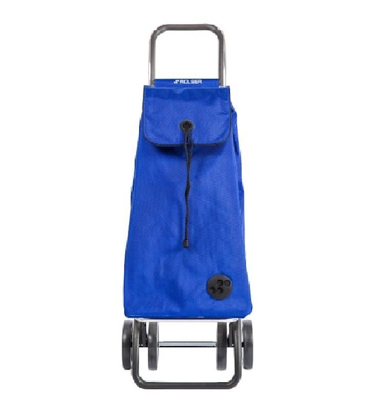 Dramaten väska Rolser 2+2 hjul Logic Imax MF blå