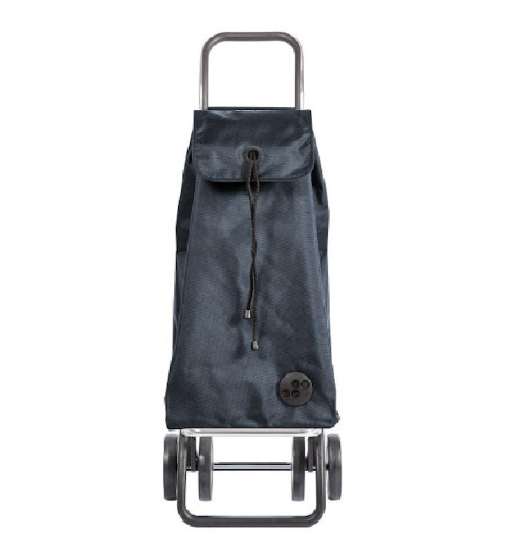 Dramaten väska Rolser 2+2 hjul Logic Imax MF grå