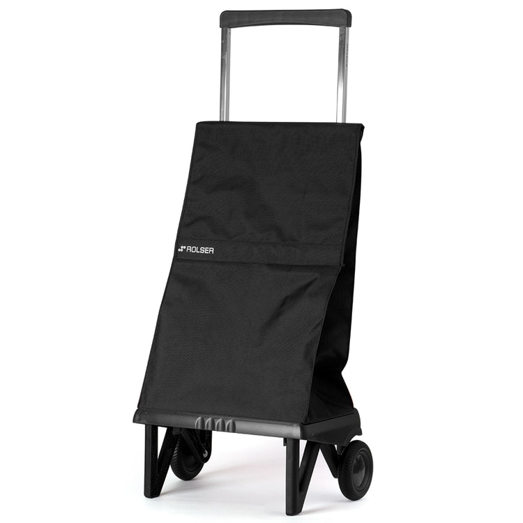 Shoppingvagn Rolser Plegamatic MF Negro