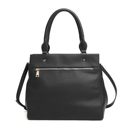 Handväska Flippa svart 694101 Rosenvinge