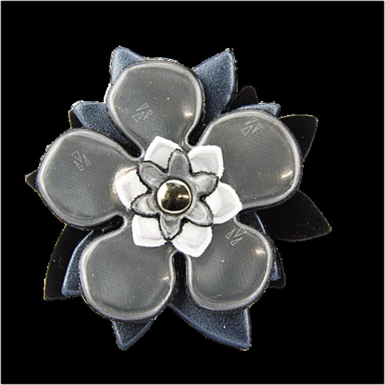 Reflex Brosch Blomma