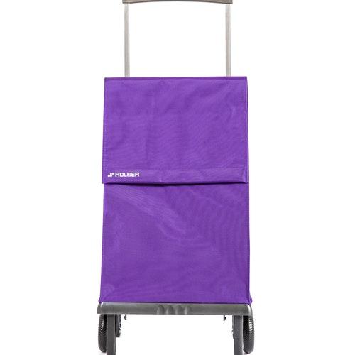 Shoppingvagn Rolser Plegamatic MF Lila