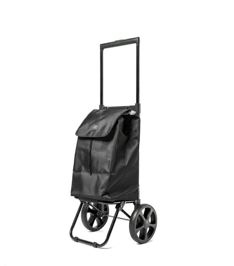 Shoppingvagn City X Shopper Evolution Svart Epic