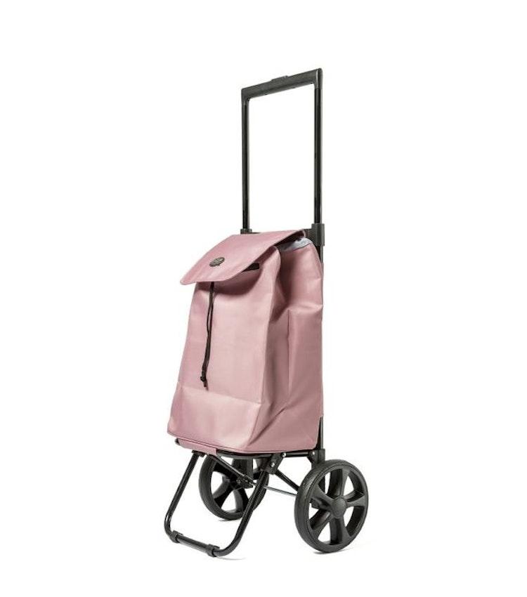 Shoppingvagn City X Shopper Evolution Rosa